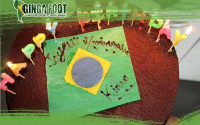Ginga Foot – Anniversaire de Kiara – 8 Octobre 201